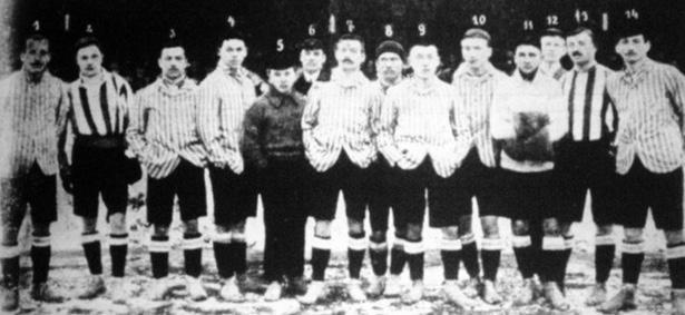 Ezen a napon csapatunk nyerte az először kiírt Magyar Kupát