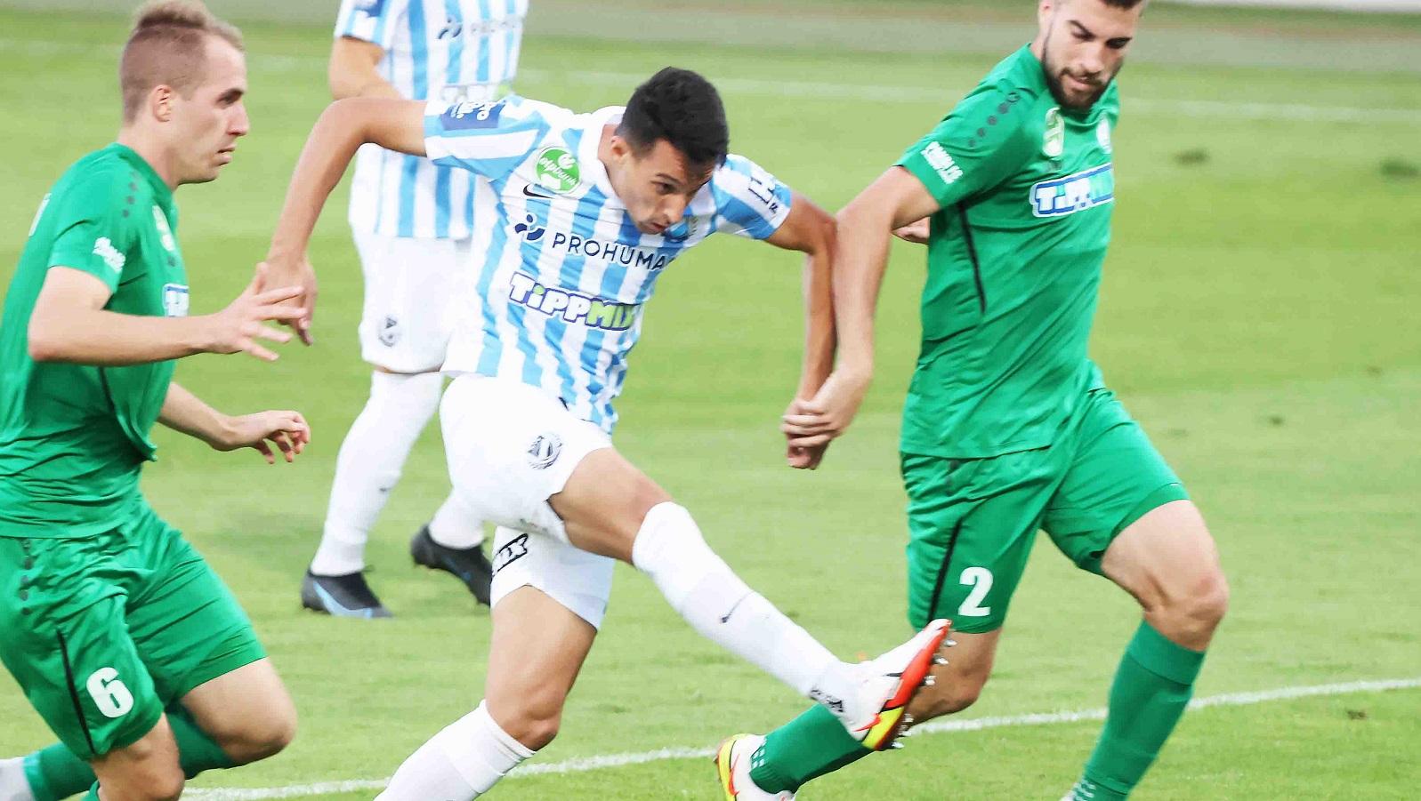 Paksi FC - MTK Budapest 3-2 összefoglaló (videó)