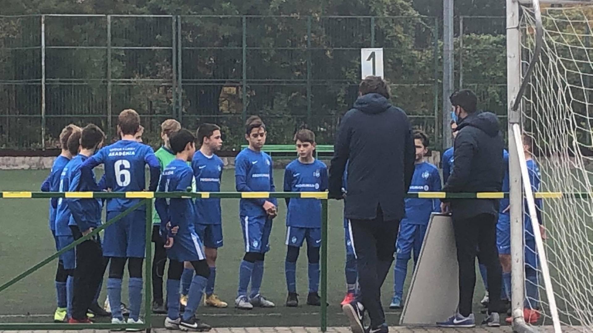 U13: A Monori SE csapatát fogadtuk
