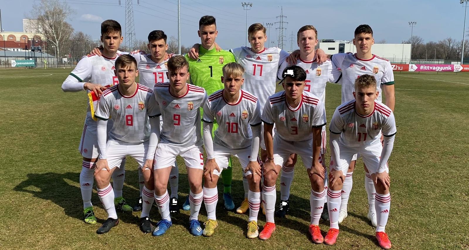 MTK-s dupla az U17-es válogatottban (videó)