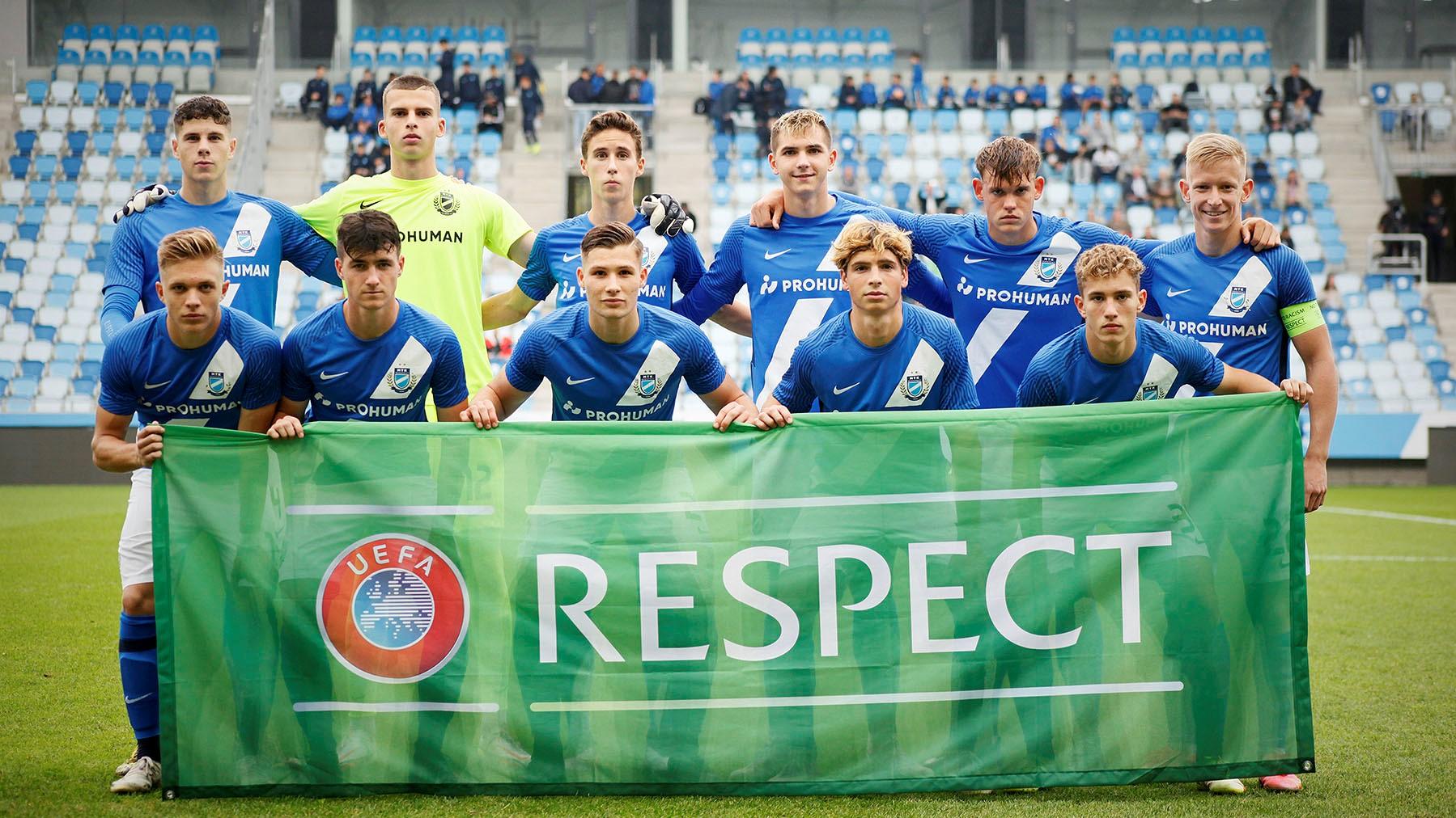 Képgaléria: MTK Budapest U19 - AC Sparta Praha U19 3-1