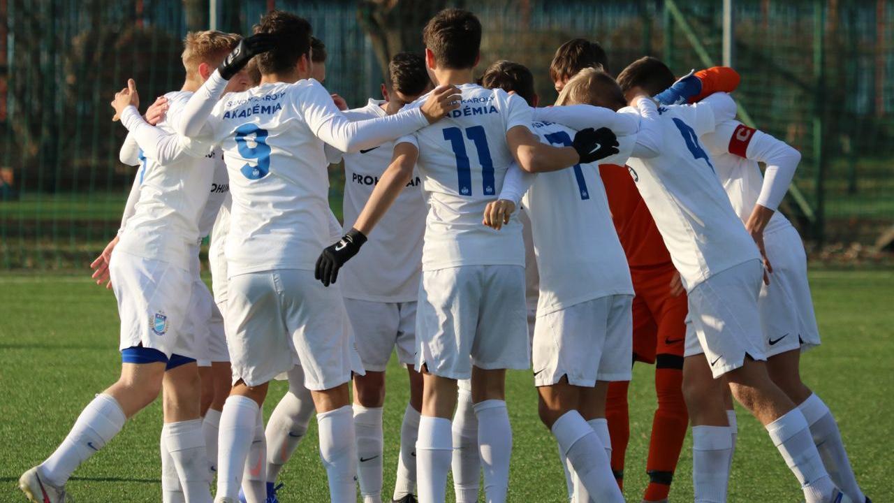 U15, U14: Így szereztünk három pontot a MOL Fehérvár FC ellen (Videó)