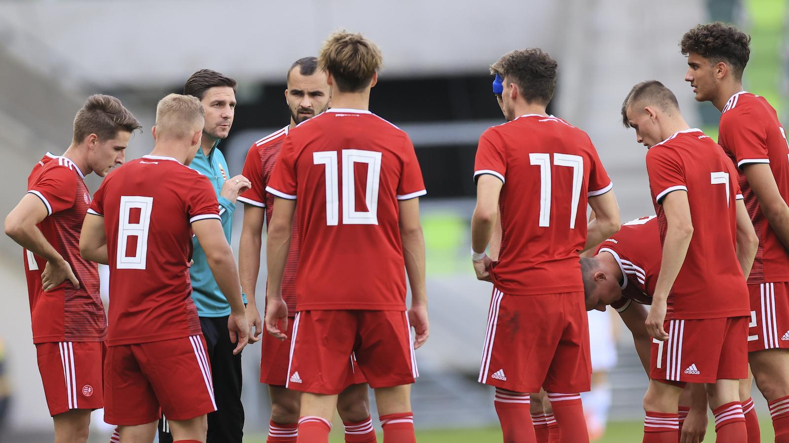 5+1 játékosunk készülhet az U21-es Eb-re - ketten betegség miatt kidőltek