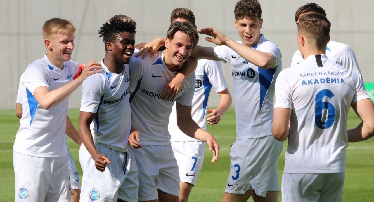 U19: Bajnoki az Új Hidegkutiban (VIDEÓ)