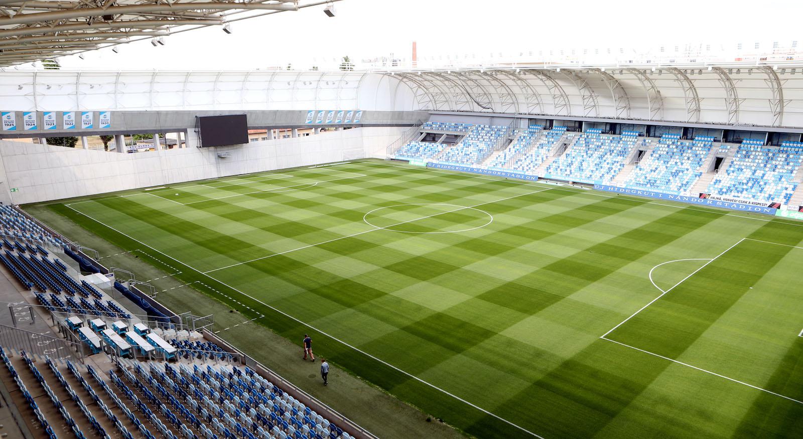 NB III: A stadionban lesz a hazai meccsek zöme
