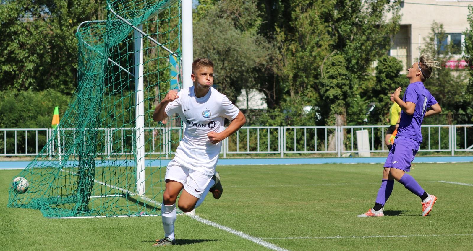 U17,U16: Két meccs, négy gól (Videó)
