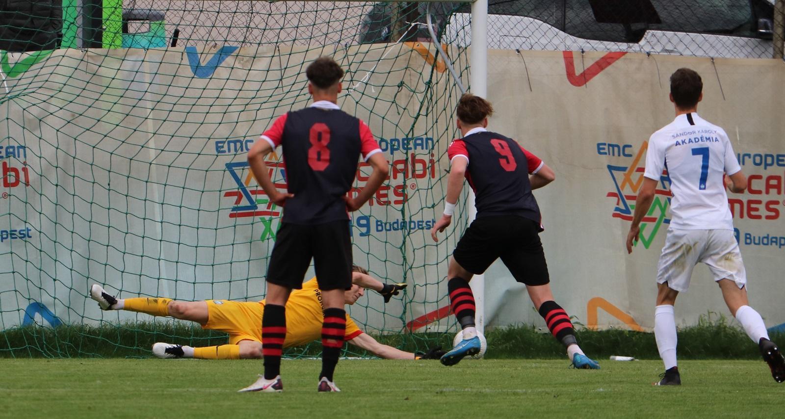 U19: A Honvéd legyőzésével átvettük a vezetést (GALÉRIA)