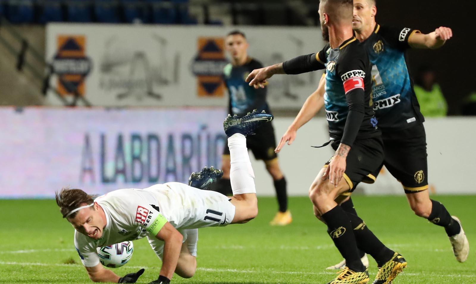 Élő, szöveges közvetítés: PAFC-MTK Budapest 0-3
