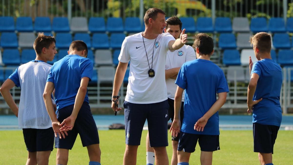 """U15: """"Nagy megtiszteltetés, hogy ilyen remek szakemberekkel, és fejlődni akaró futballistákkal dolgozhatok együtt"""""""