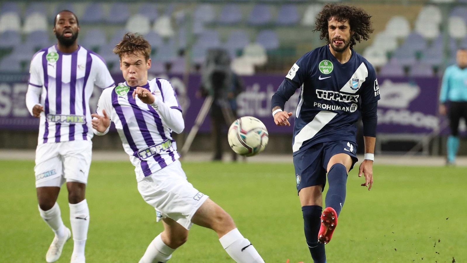 """Ferreira: """"Úgy érzem, meccsről meccsre kerülök jobb állapotba"""" (videó)"""