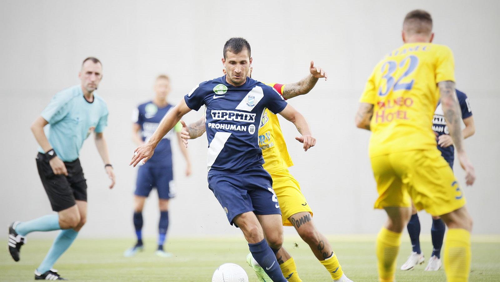 MTK Budapest - Mezőkövesd Zsóry FC 3-0 (1-0) összefoglaló (videó)