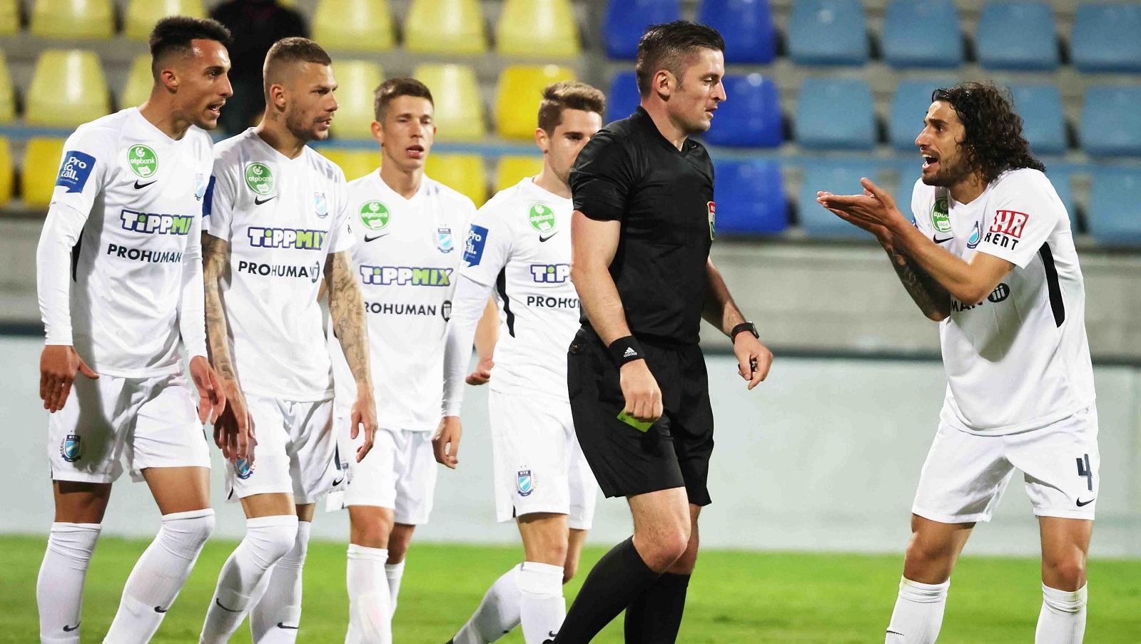 Mezőkövesd Zsóry FC - MTK Budapest összefoglaló (videó)
