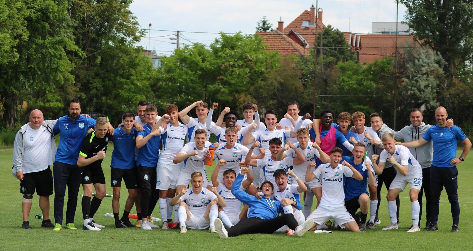 U19: Bajnokcsapat!