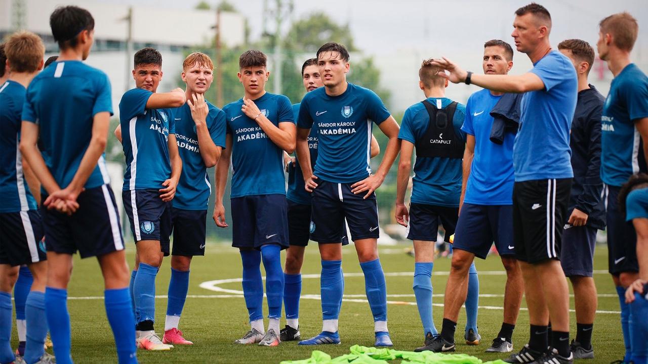 Riport a remekül rajtoló U17-es csapatunkról (Videó)