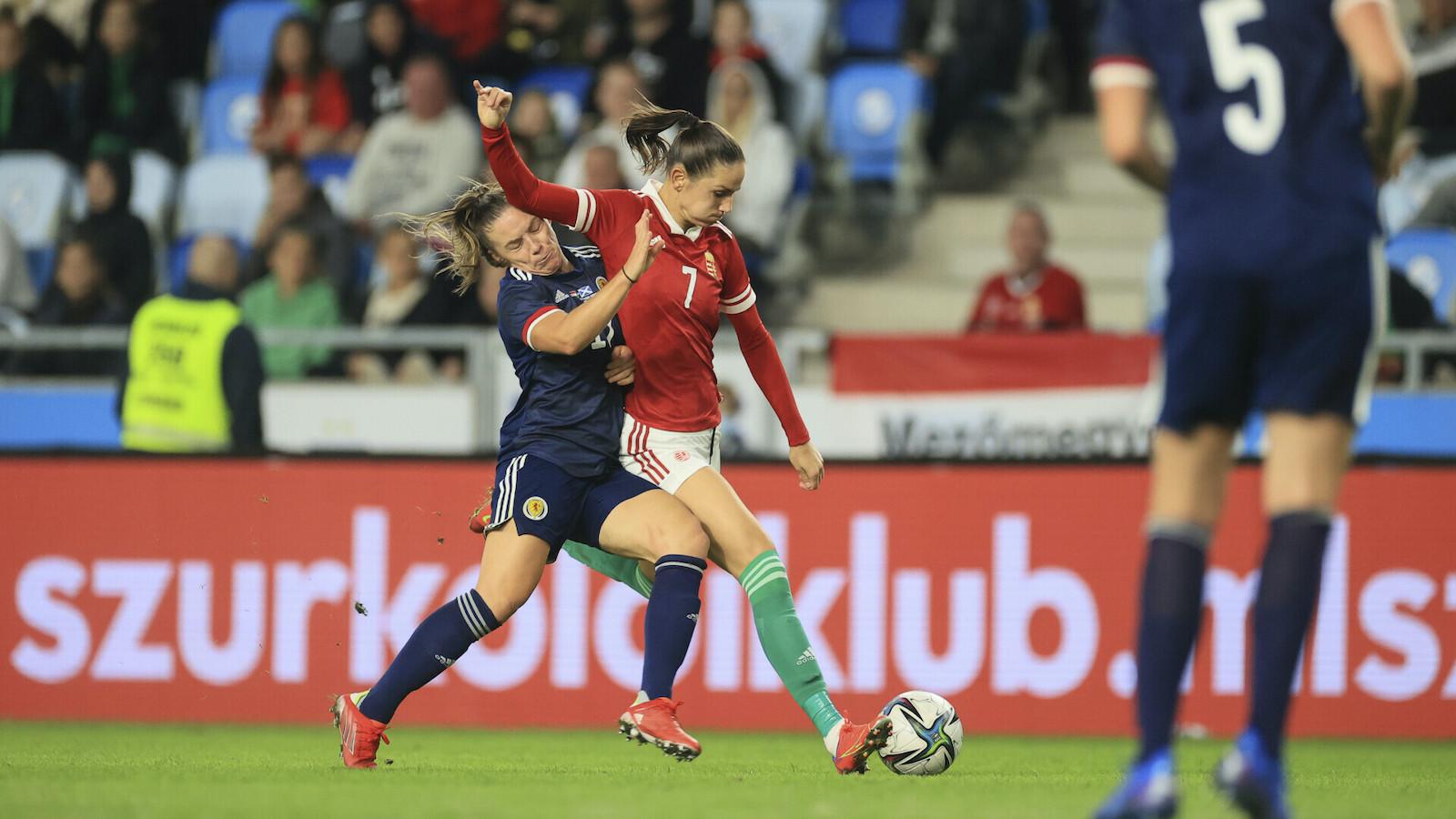 Sipos Lilla: Ünnep lesz Spanyolország ellen játszani