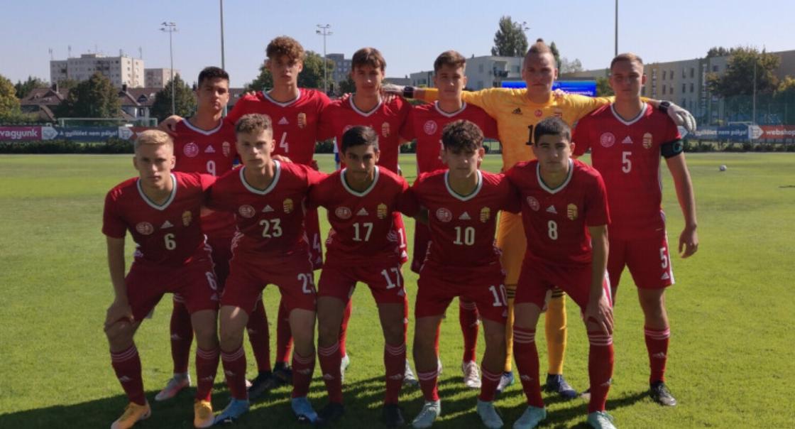 U17: Barkóczival a kezdőjében játszott döntetlent az oroszokkal válogatottunk