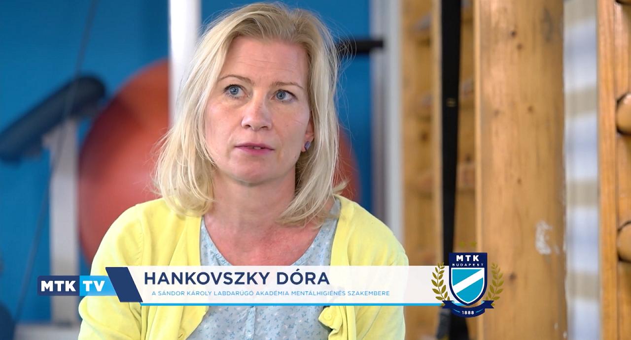 Riport: Így zajlik futballistáink mentális felkészítése az akadémián (Videó)