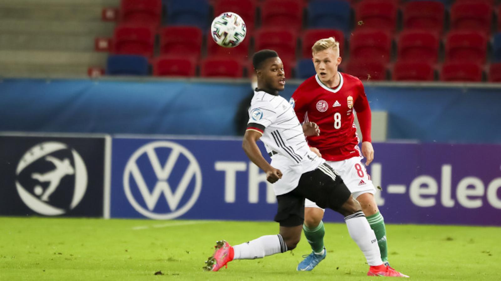 Többen is lehetőséget kaptak az U21-es Eb első magyar meccsén (képgaléria)