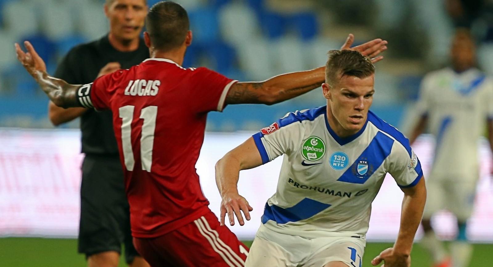 Élőképes közvetítés a Kisvárda FC elleni meccsről