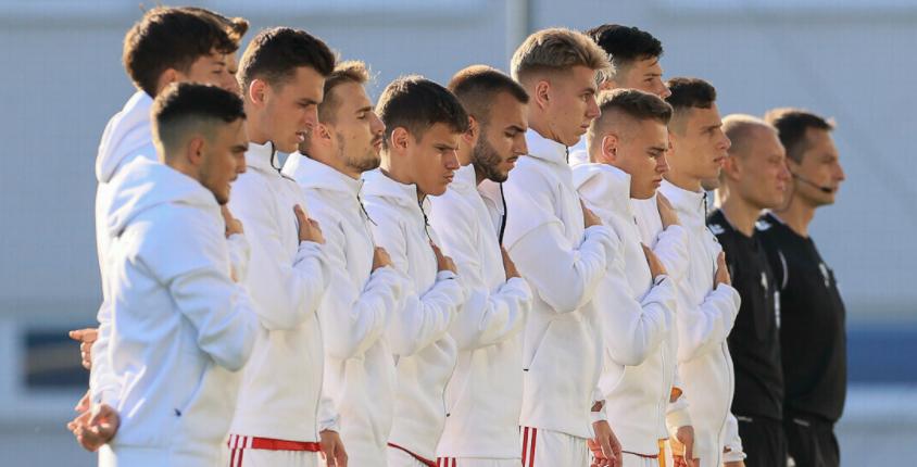 U21-es válogatott: Varju végigjátszotta mindkét Eb-selejtezőt