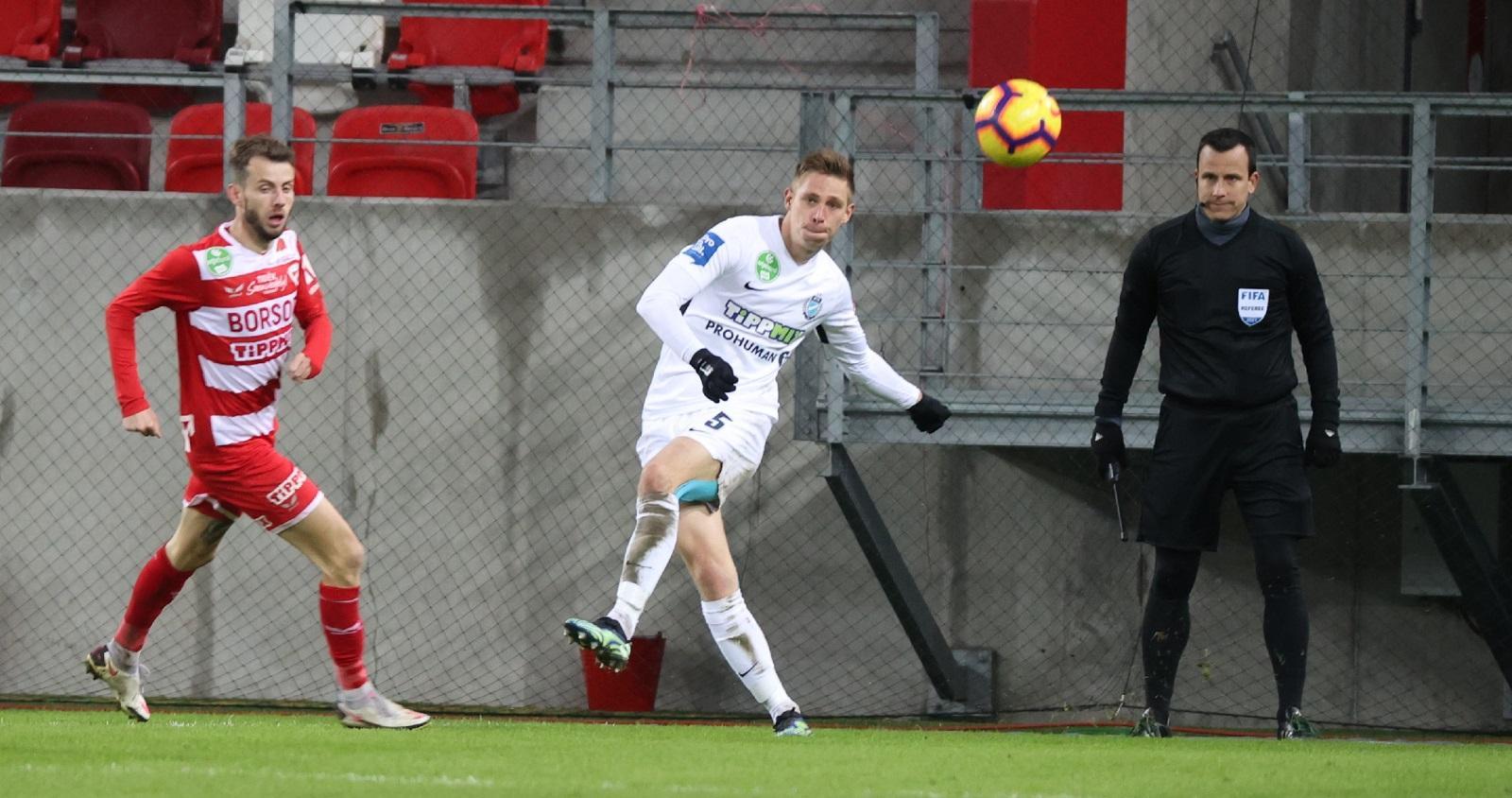 Képgaléria: DVTK - MTK Budapest 0-0