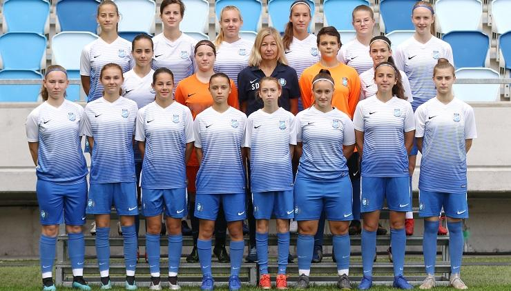 U19: Kilencgólos siker az utolsó őszi bajnokin