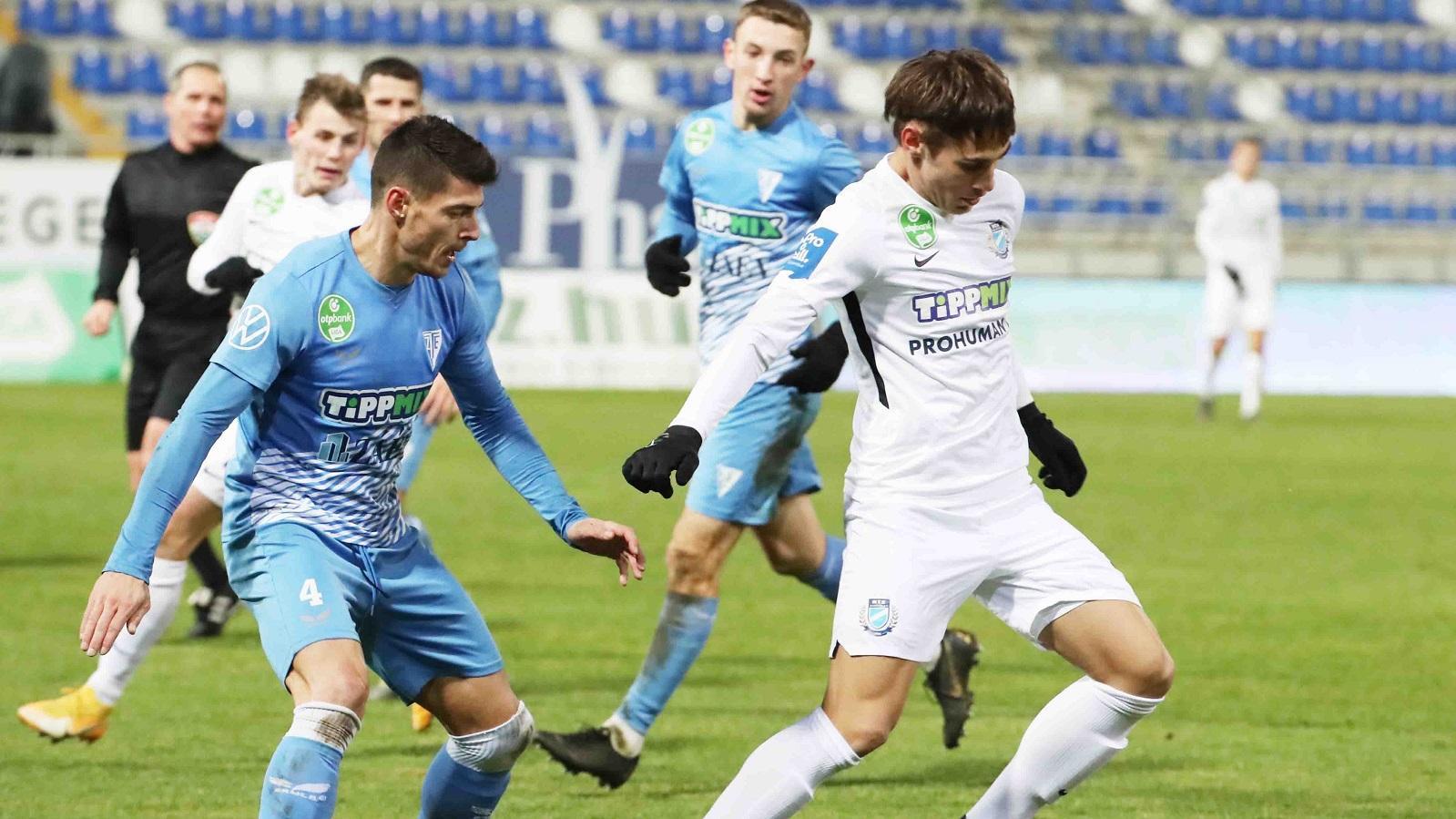 ZTE FC - MTK Budapest 2-0 (2-0) összefoglaló (videó)
