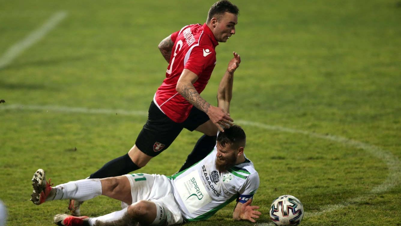 Kölcsönfigyelő: Kapronczai főszereplő volt a szentlőrinci gólban, Kovács csapata egyik legjobbja volt (Videó)