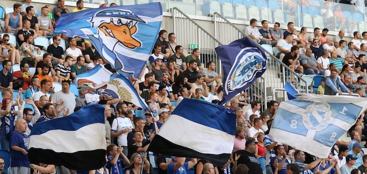 Elkezdődött az online jegyárusítás a Ferencváros és az Újpest elleni meccsekre