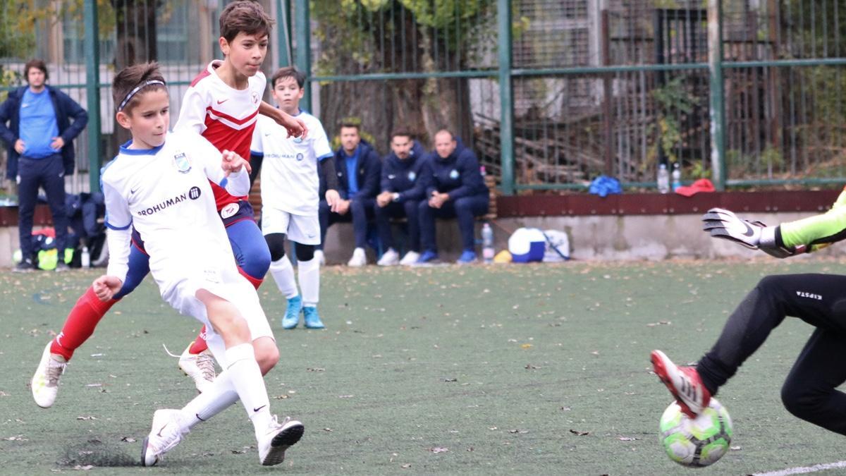 U13: A Várda LA és az FC Hatvan ellen játszottunk (Videó)