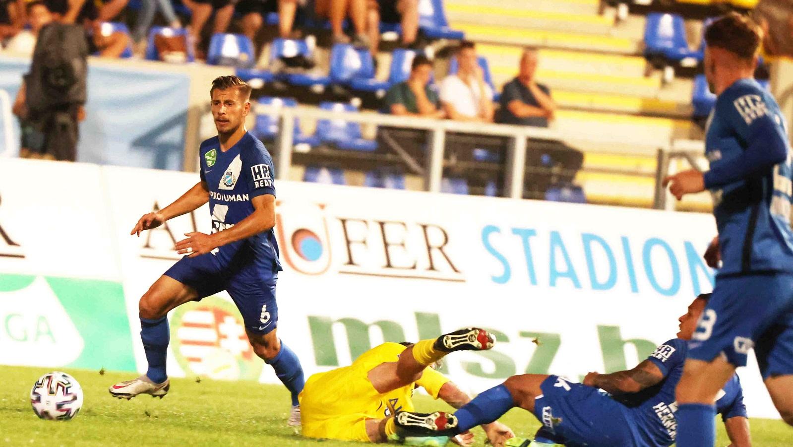 Képgaléria: Gyirmót FC Győr - MTK Budapest 1-1