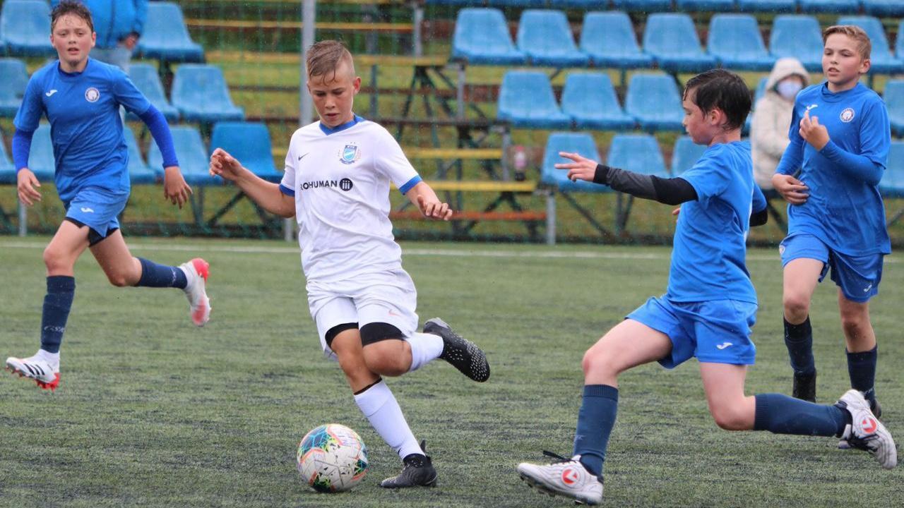 U12: Jó iramú bajnokit játszottunk partneregyesületünk ellen