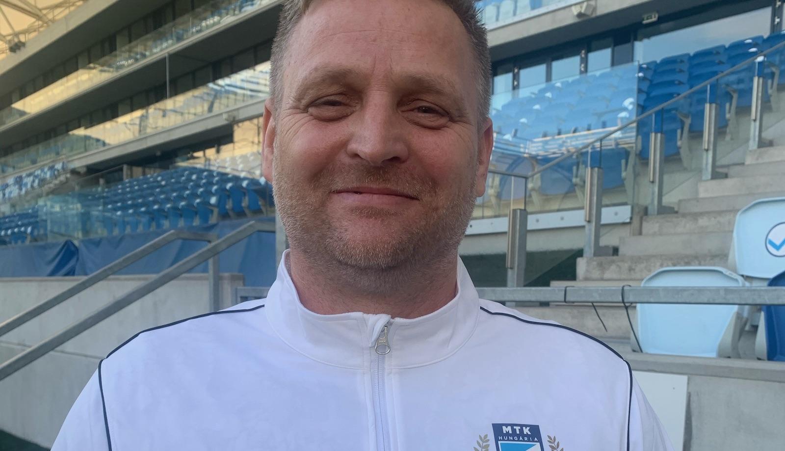 """Tóth Mihály: """"Szeretném elérni, hogy minden nap új élménnyel gazdagodjanak a játékosok"""""""