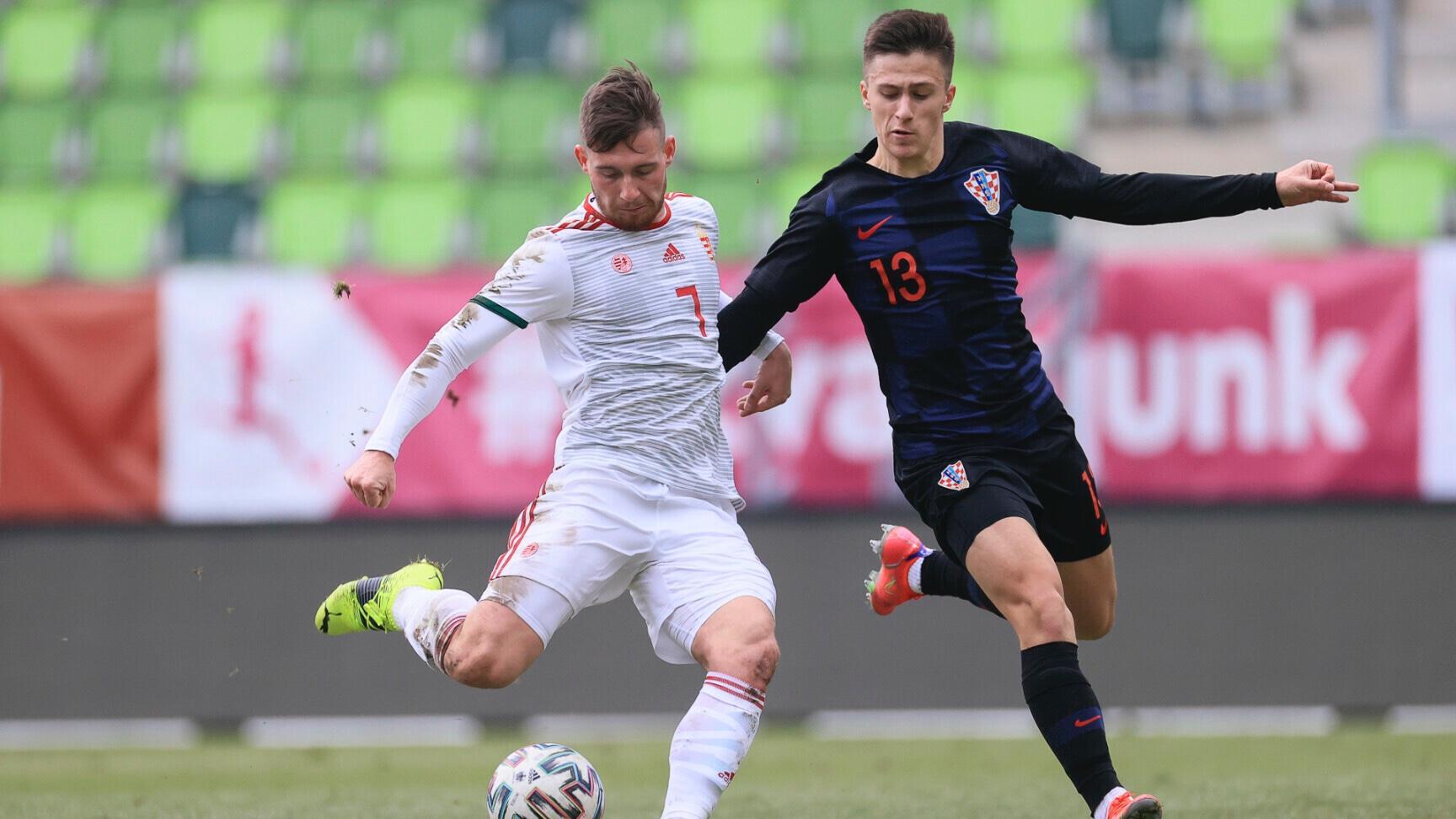 Lehoczky játszott, Zuigeber gólt szerzett az U19-es válogatottban