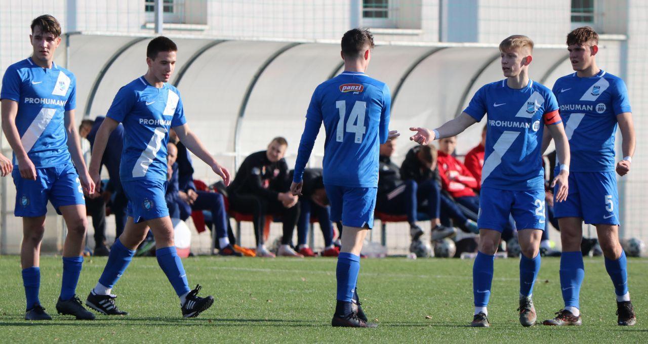 U19: Csak előre tekint csapatunk (VIDEÓ)