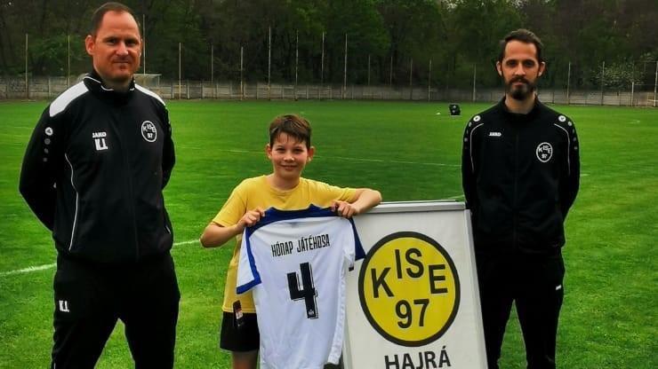 Partneregyesületi Program: Áprilisban is kiosztották a hónap játékosa díjat