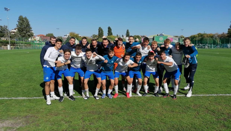 Bravúros győzelmet aratott U17-es csapatunk az FTC ellen - hétvégi körkép