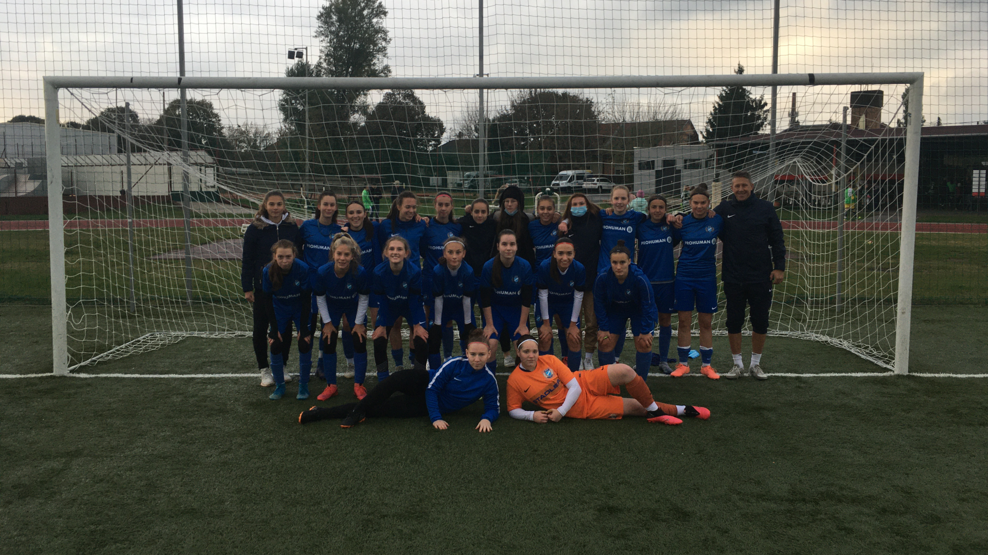U19: Nem sikerült jól a Budaörs elleni bajnoki