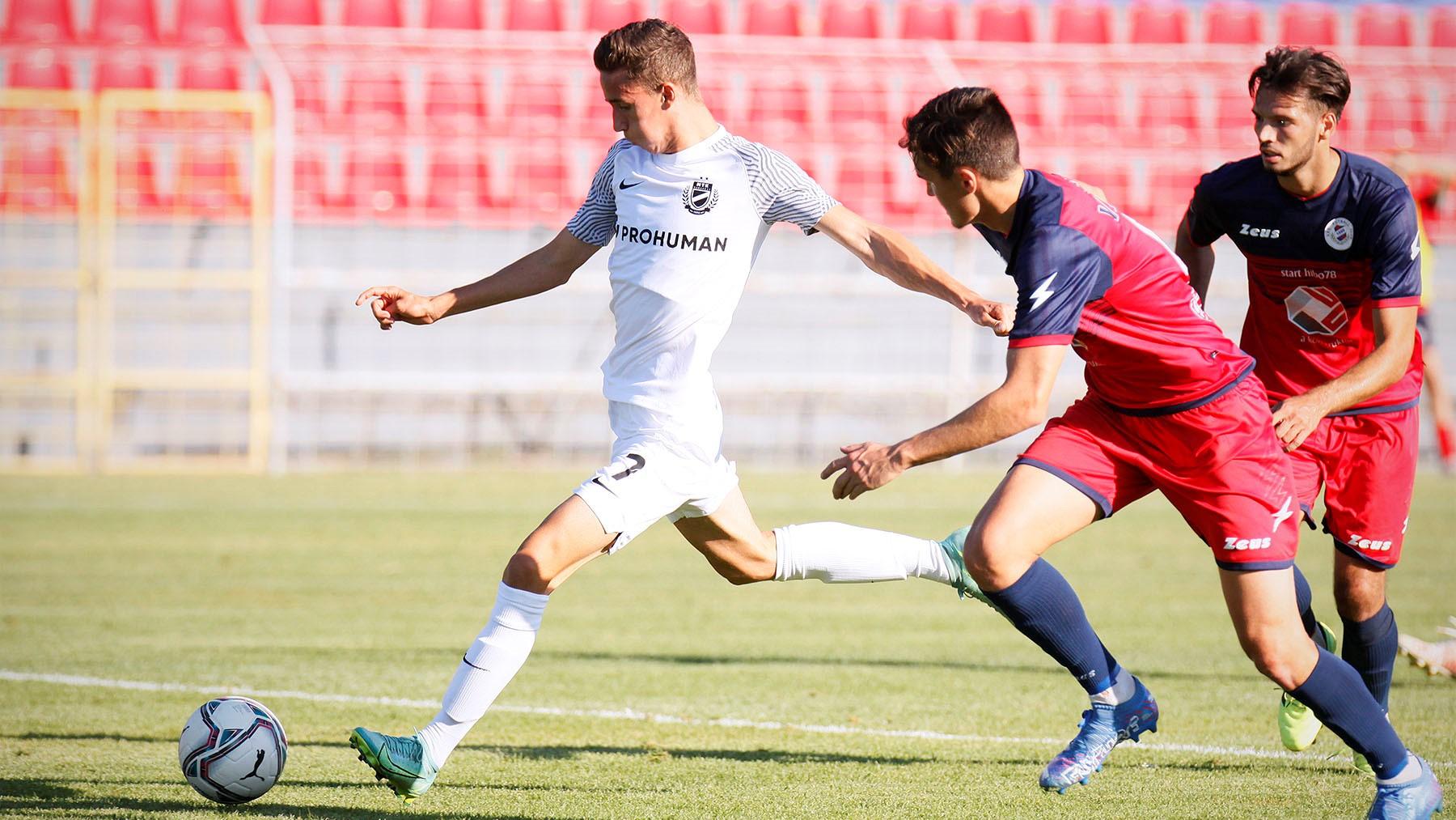 Vác FC - MTK Budapest II 0-5 összefoglaló (videó)