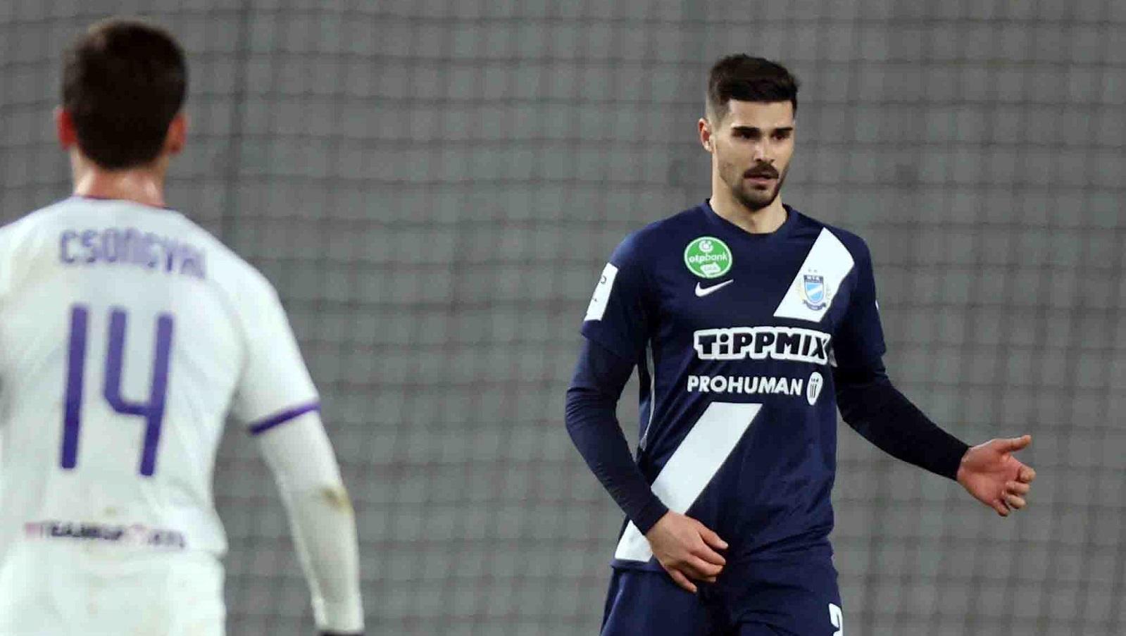 """Perkovic: """"Szeretnék tenni azért, hogy minél kevesebb gólt kapjunk"""" (videó)"""