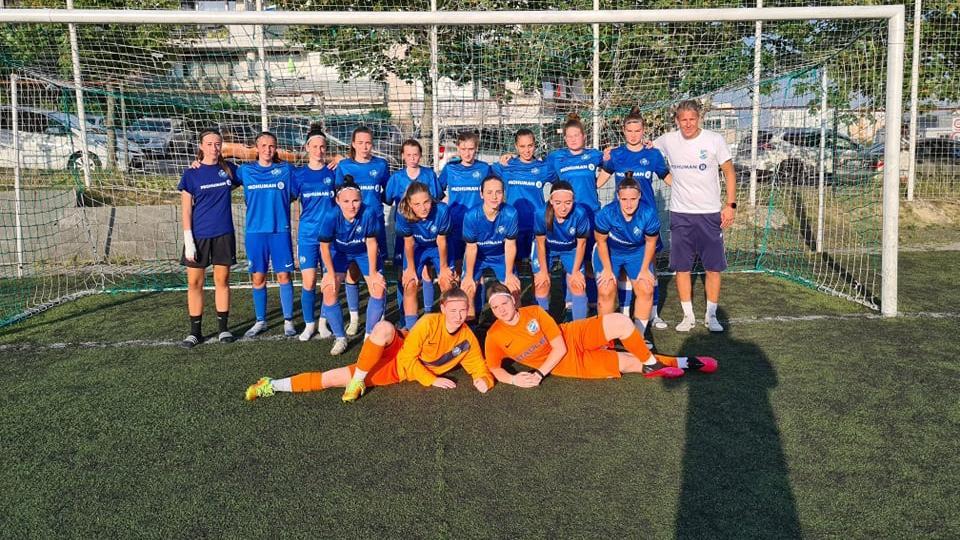 U19: NB II-es csapat ellen játszottunk edzőmérkőzést