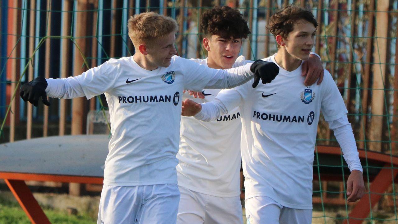 U15, U14: Pótolt bajnokin fogadtuk a PMFC-t (Galéria)