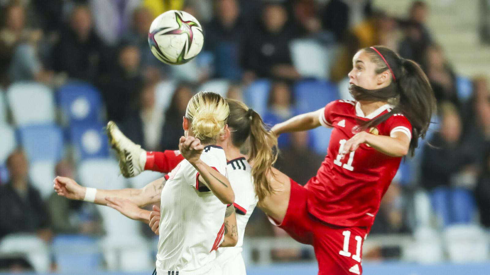 Válogatott: Ketten kezdtek, egy játékosunk csereként állt be a spanyolok ellen