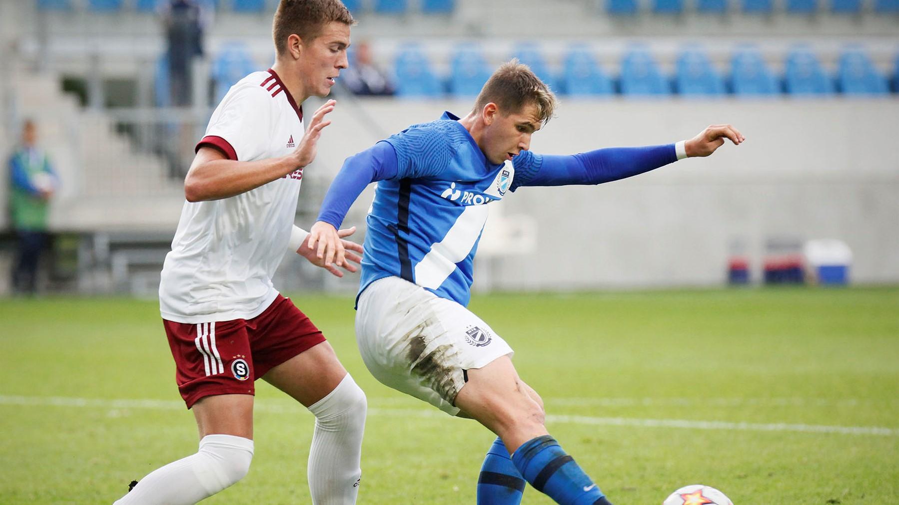UEFA Ifjúsági Liga: Szerdán játsszuk a visszavágót a Sparta Praha ellen