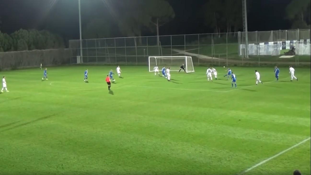 FK Okzhetpes - MTK Budapest 1-3 - Összefoglaló (Videó)