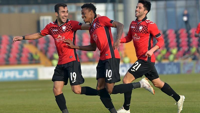 Bemutatjuk keddi ellenfelünket: Amit az FK Qabala csapatáról tudni kell