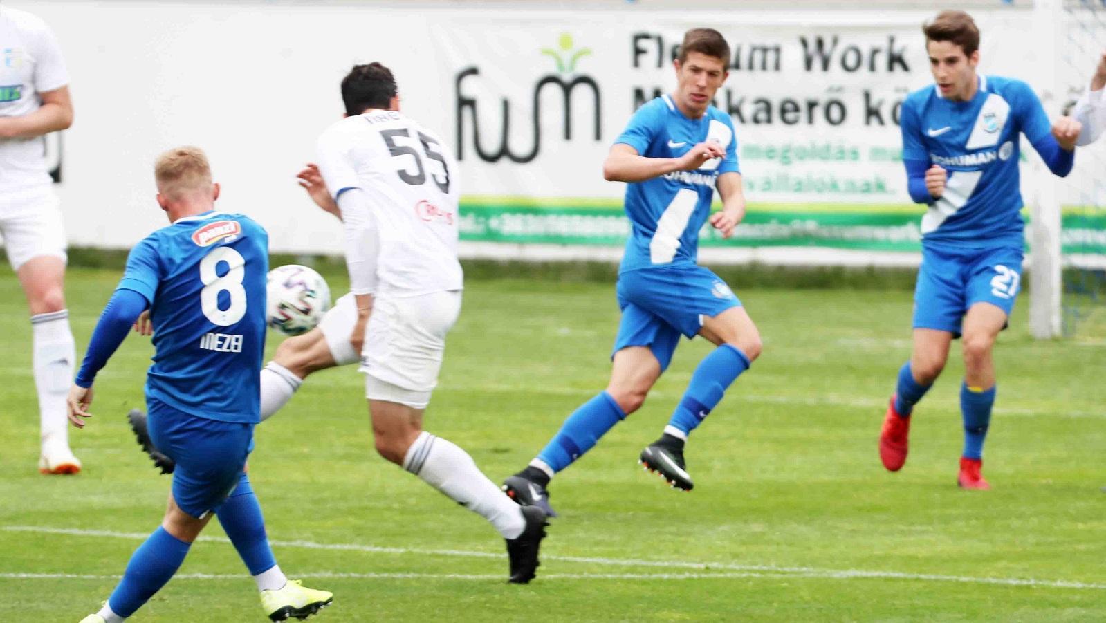 Mezőkövesd Zsóry FC - MTK Budapest 2-2 - összefoglaló (VIDEÓ)