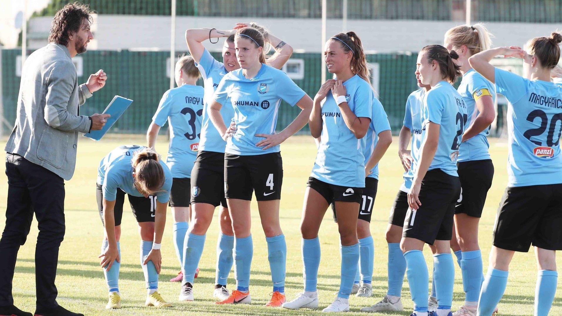 Női labdarúgás: Jön a szezon legfontosabb hazai mérkőzése