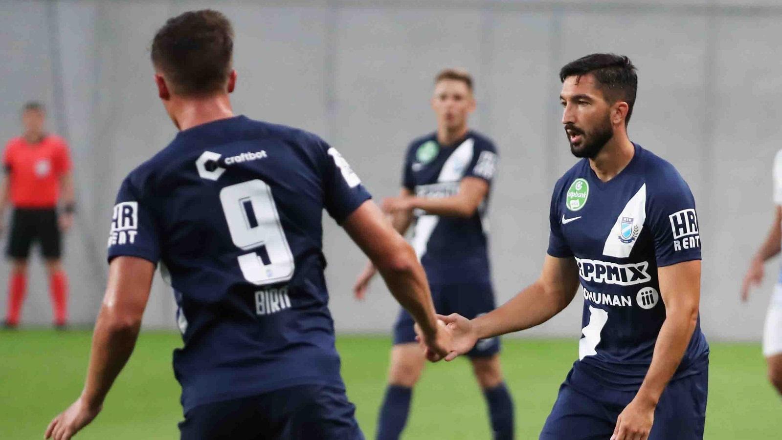 MTK Budapest - ZTE FC 0-3 (0-1) összefoglaló (videó)