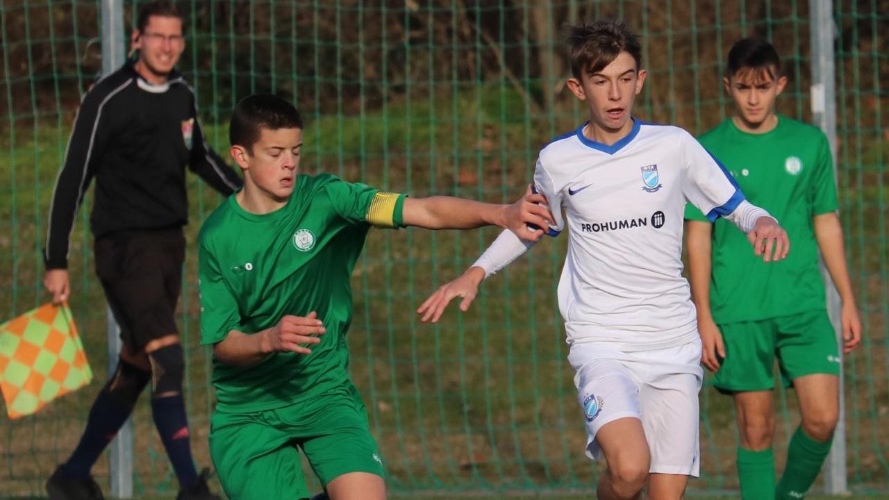 U14: Jó mérkőzést játszottunk a Puskás Akadémia ellen